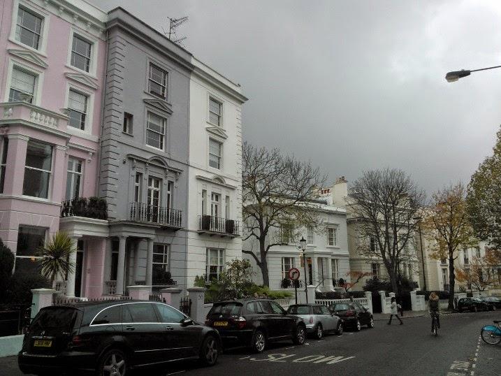 Notting Hill Kensington London