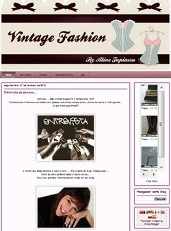 Blog Vintage Fashion