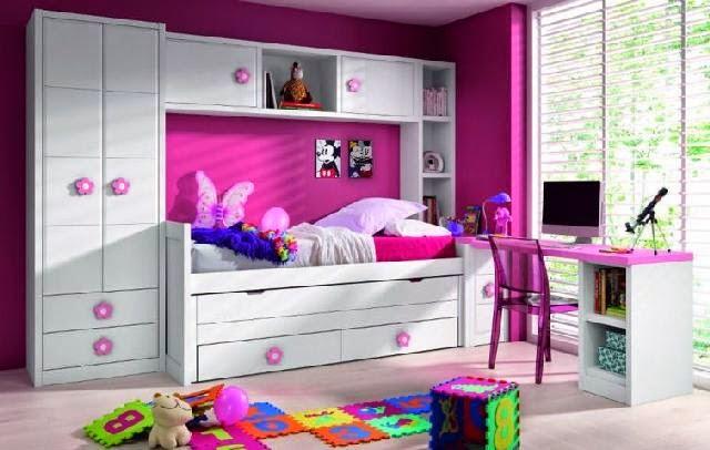 Dormitorios juveniles con puente for Dormitorios puente juveniles baratos