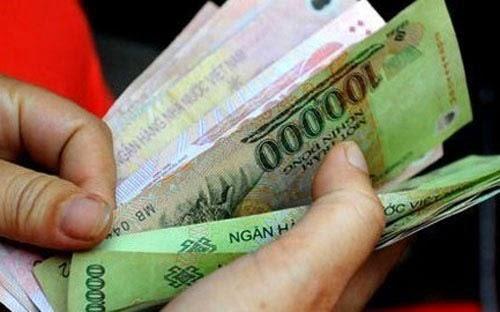 Lương tối thiểu tại vùng 1 sẽ tăng 400 nghìn đồng so với năm 2014 lên 3,1 triệu đồng/tháng