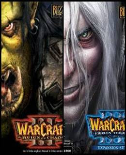 Download Warcraft III: Reing of Chaos + Expansão Frozen Throne & Patch PC