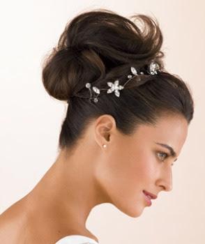 peinados de encanto peinados de novias con moos 2013