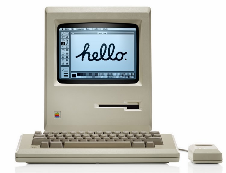 apple first macintosh 1984
