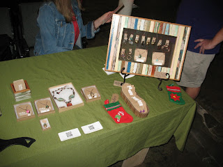 Libellula Jewelry & Cicada Silver at OCH Holiday Mrkt