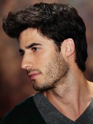 pelo moderno hombre