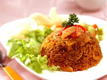 cara membuat nasi goreng babat, resep nasi goreng