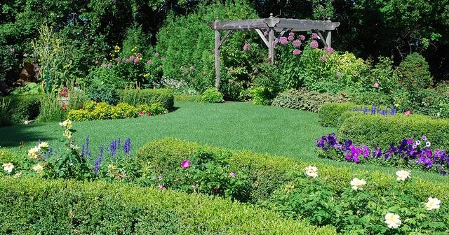 El jardinero plantas y flores c mo construir una p rgola for Jardinero definicion
