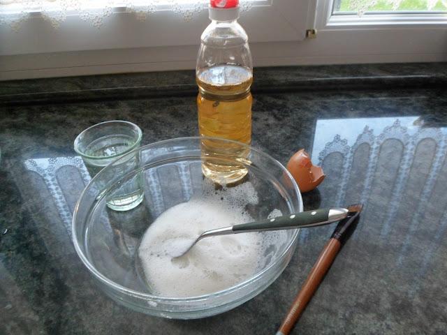 Restaurando una consola de pan de oro - Limpiar oro en casa ...