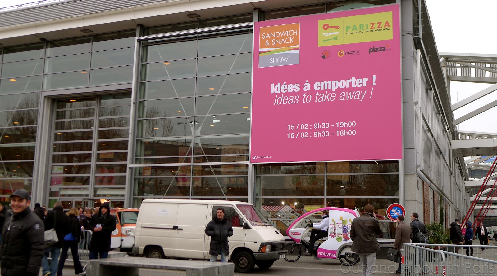 Sandwich and snack show in paris the latest trends in snacking!