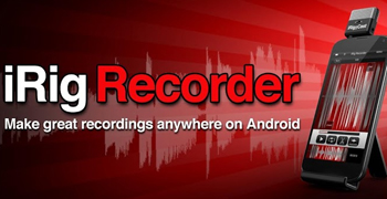 Graba y ajusta el volumen con iRig Recorder - www.dominioblogger.com