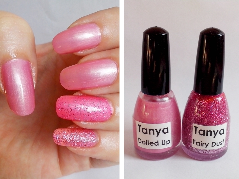 Tanya Minxy Nails: How To Make Your Own Nail Polish