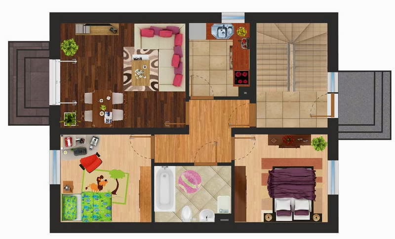 foundation dezin amp decor home plans layouts 172 best images about living room on pinterest window