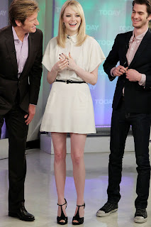 Emma Stone On The Today Show