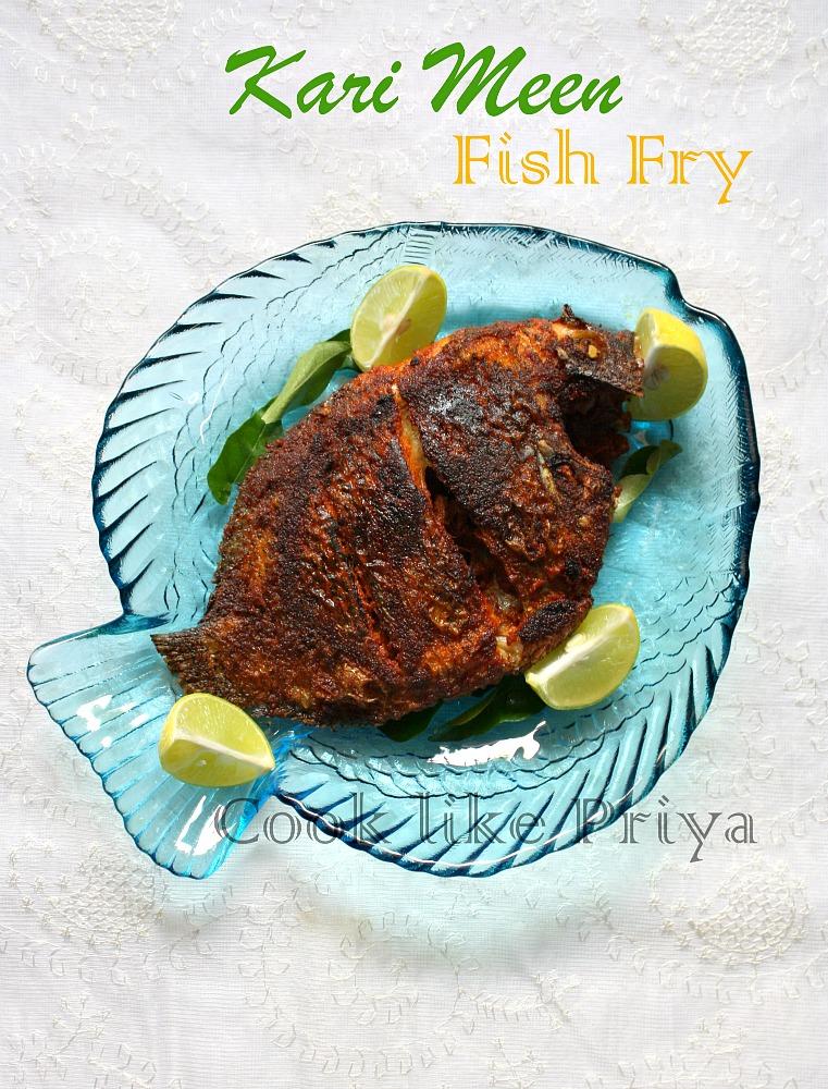 Cook like priya karimeen fry south indian fish fry recipe karimeen fry south indian fish fry recipe forumfinder Gallery