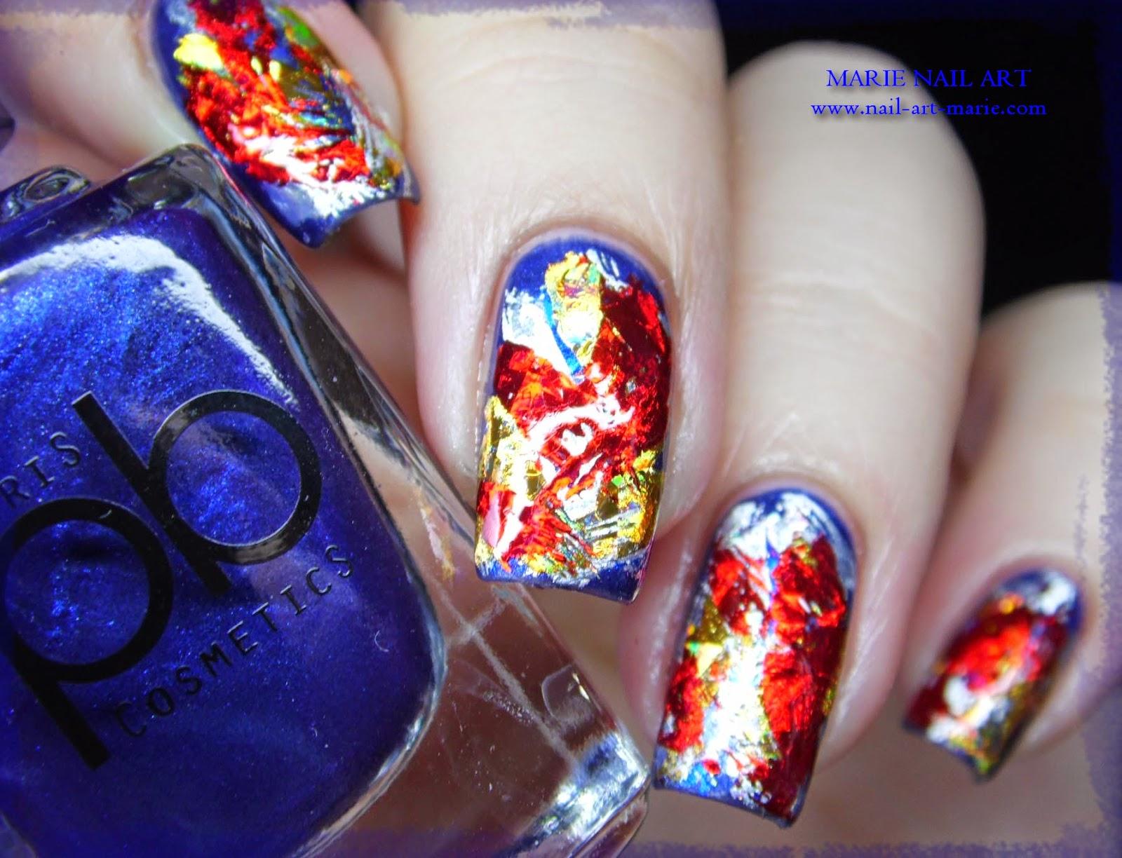Colourfoil Manicure3