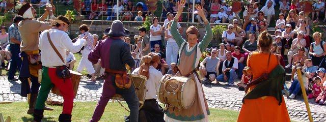 Fêtes médiévales 2015 dans le Calvados