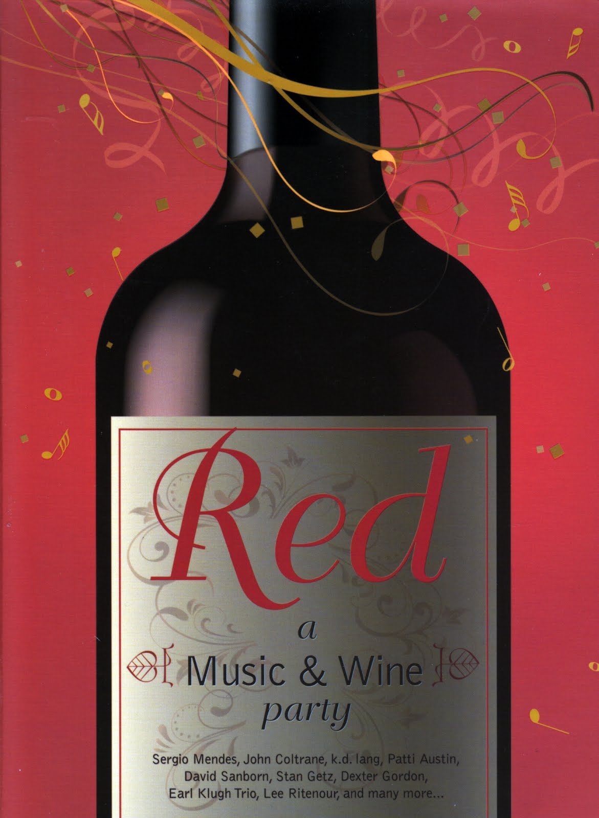 《Red: A Music & Wine Party》華納唱片發行
