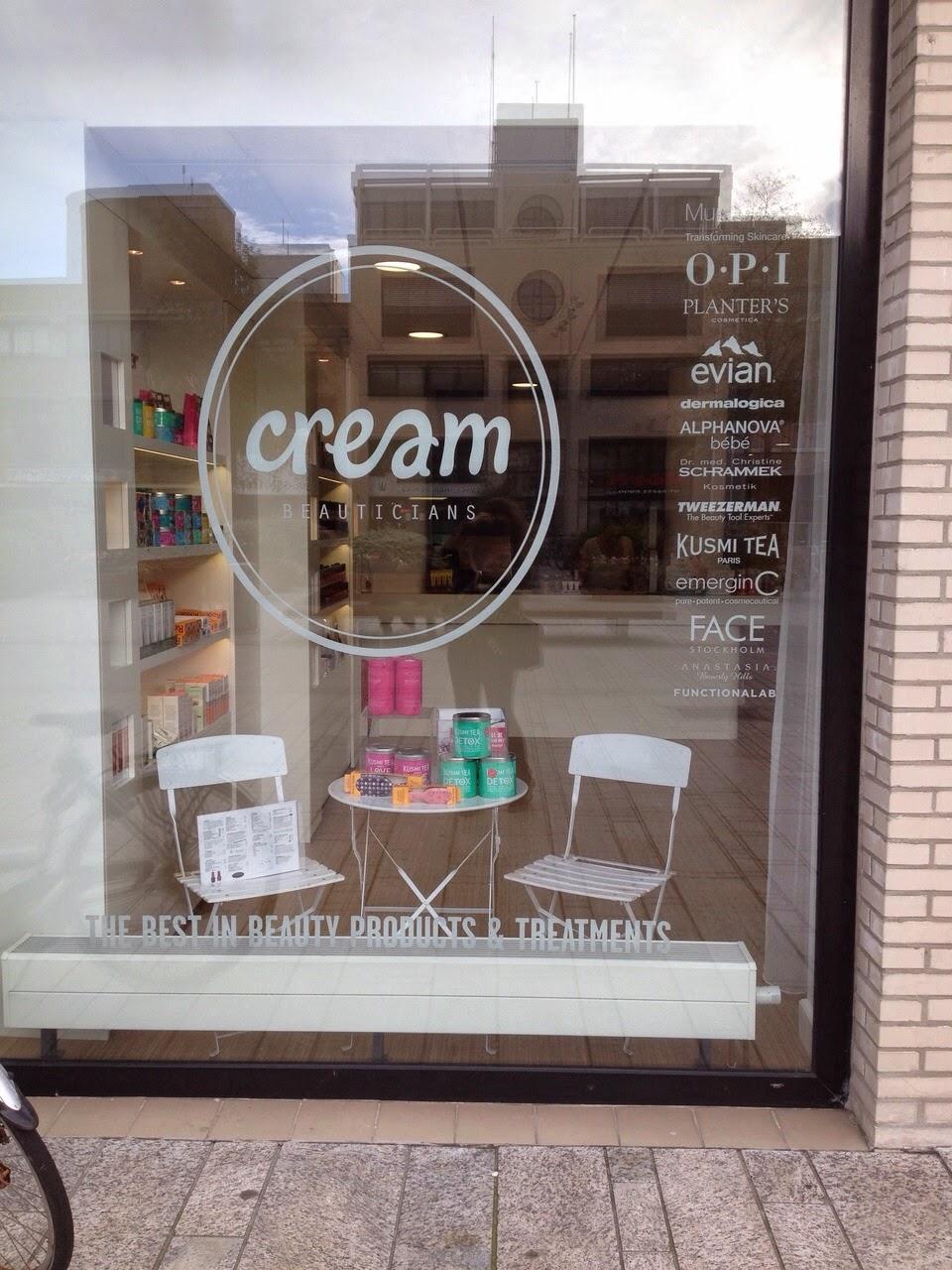 cream almere