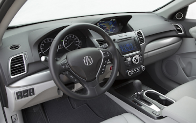2016 Acura RDX Release Date and Interior body
