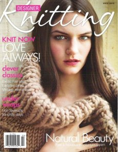 Revista Designer Knitting Winter 2009-2010
