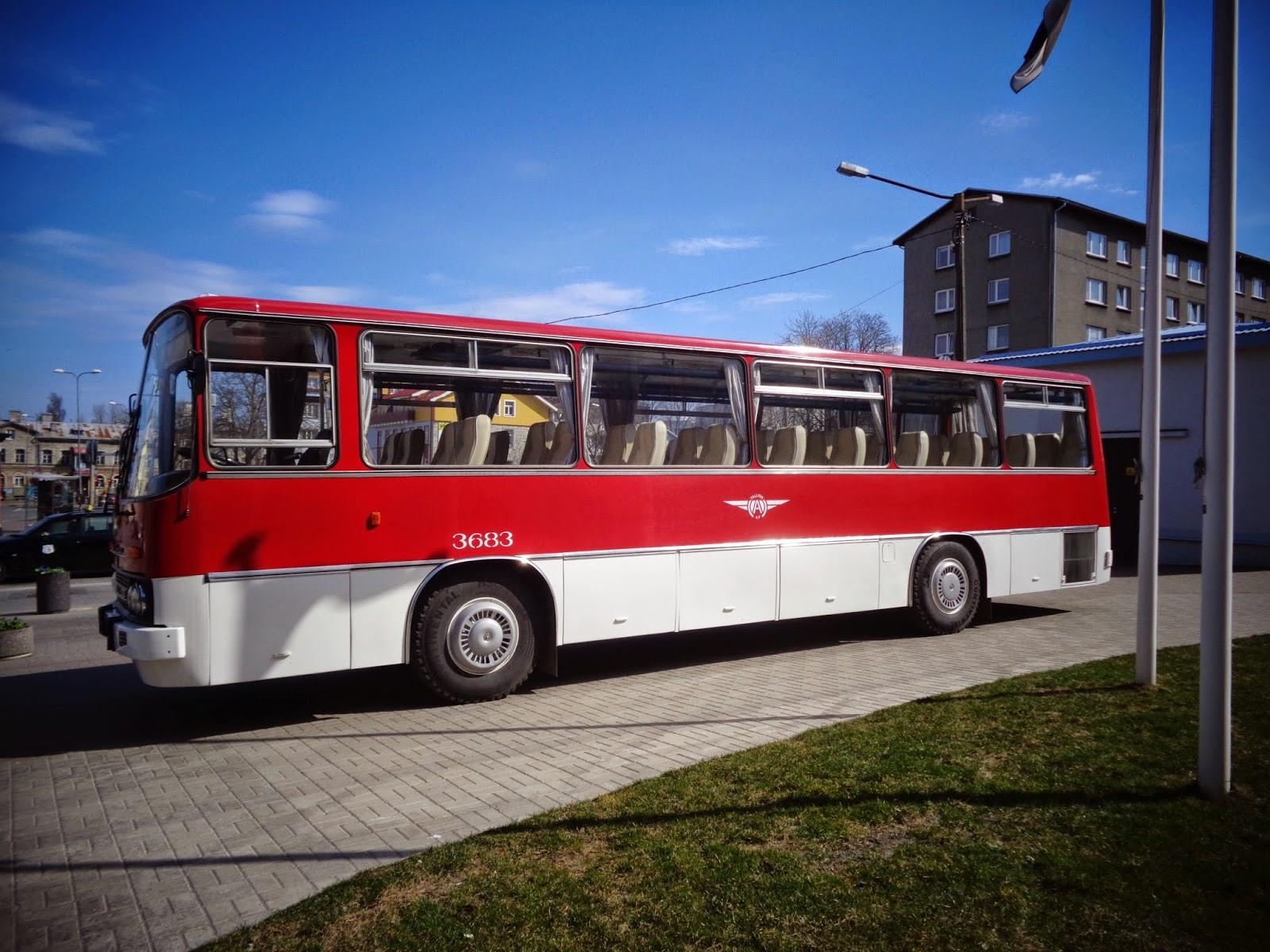 Eesti stiil estonian style ikarus bus Ikarus