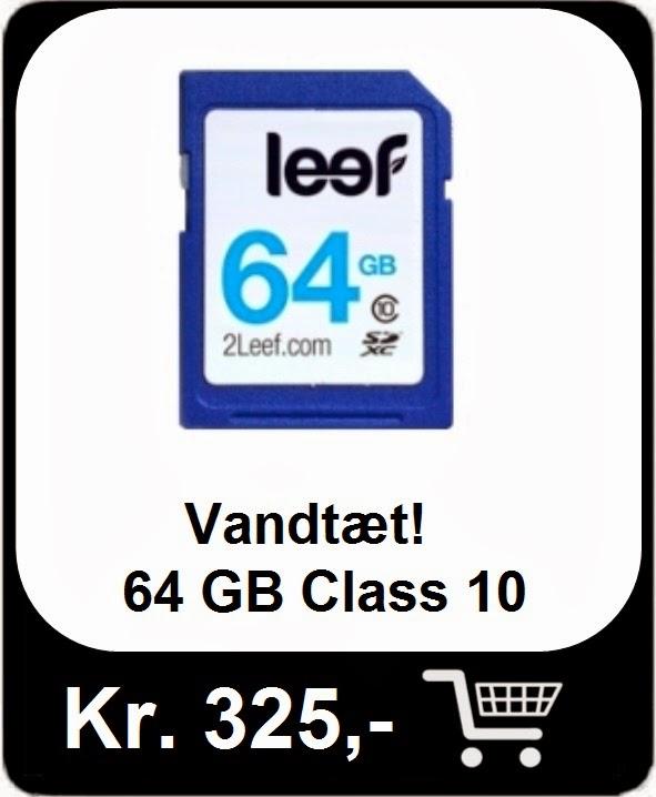 64 GB Class 10