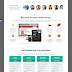 Beautiful Multi user Website Template