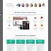 Beautiful Multi user Website Template