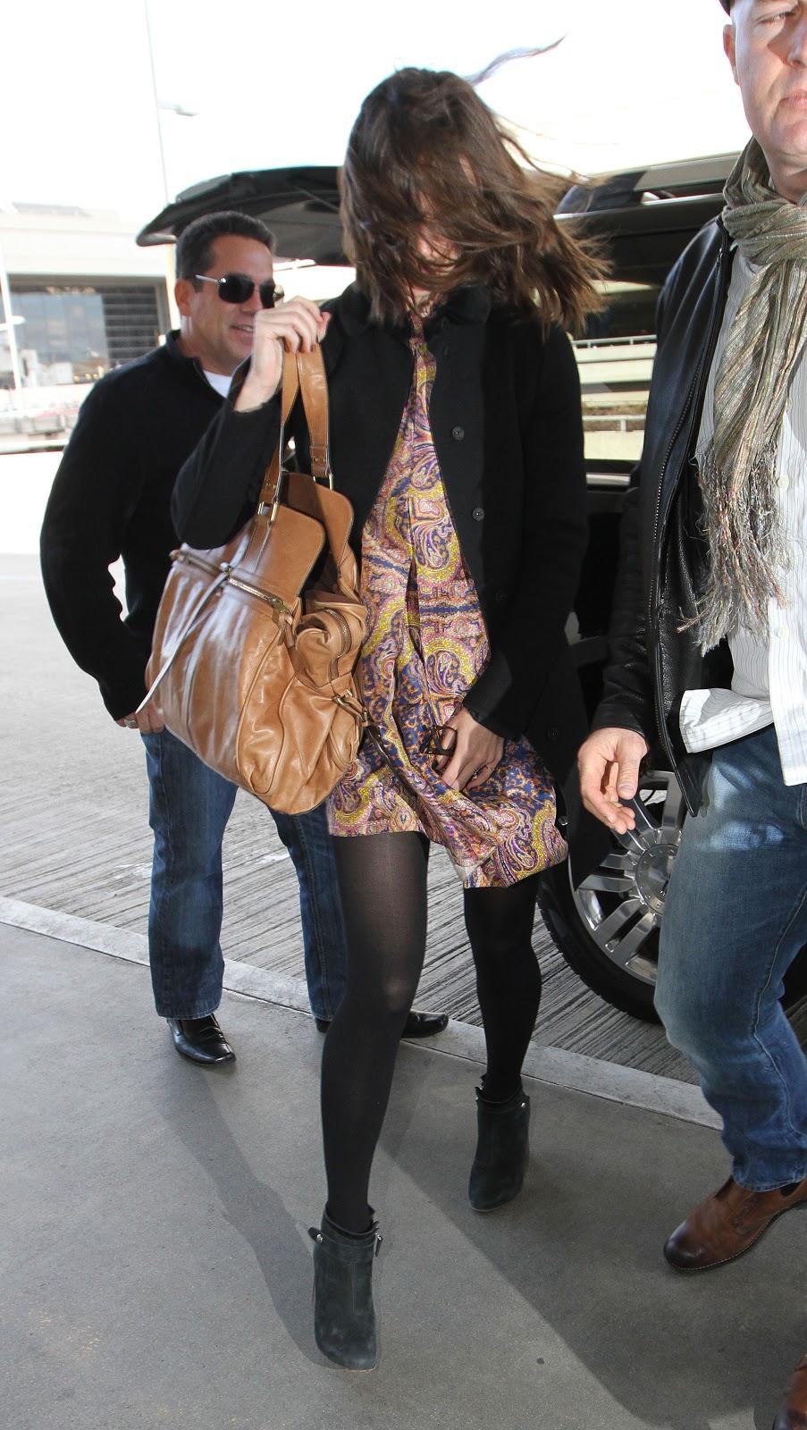 Lax airport november 1st celebrity