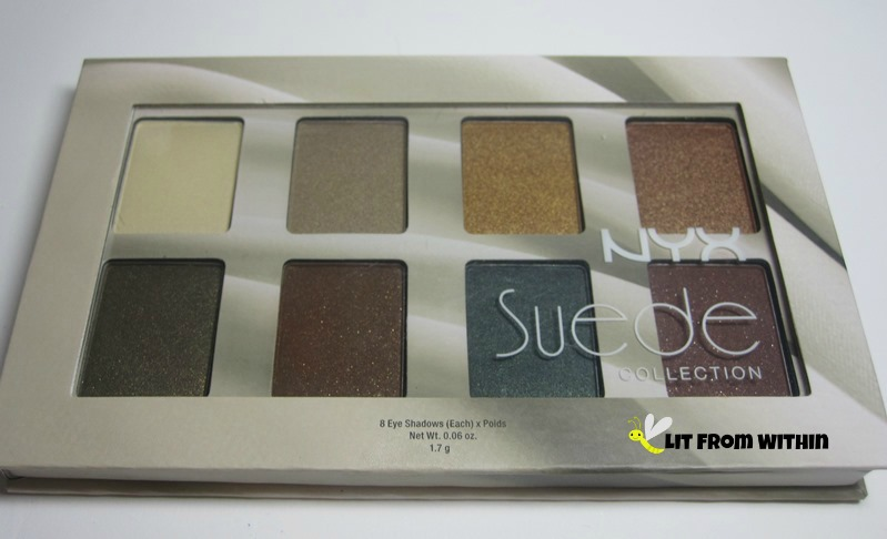 NYX Suede Collection
