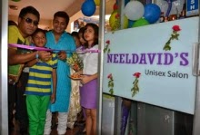 NeelDavid's Hair Salon and Academy Siliguri