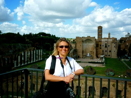 Holiday Nomad in Colosseum Third Tier Level