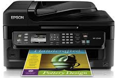 Epson Workforce WF2540 Driver Free Download