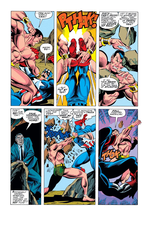 Captain America (1968) Issue #423 #373 - English 18