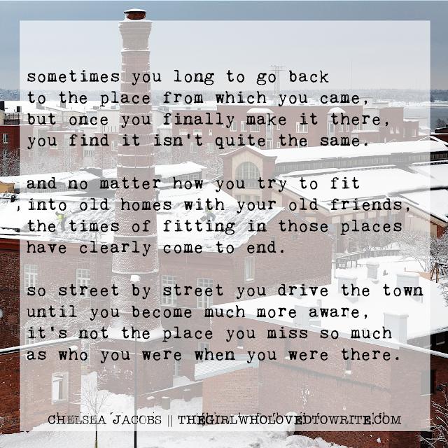 street by street poem