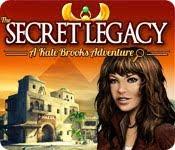 The Secret Legacy: A Kate Brooks Adventure-JAGUAR