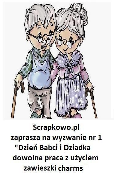 Wyzwanie nr 1 Scrapkowo.pl