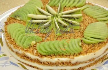 Oktay Usta Kadayıf Pastası Tarifi Yeşil Elma
