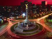 VIVA MEXICO! mapa mexico con bandera