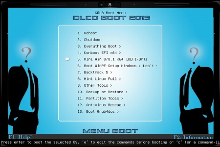 Ultimate DLCD Boot 2015 v1.0