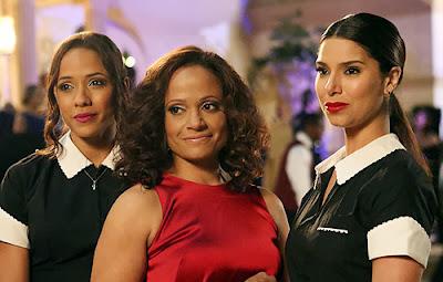 Devious Maids Rosie, Zoila y Carmen