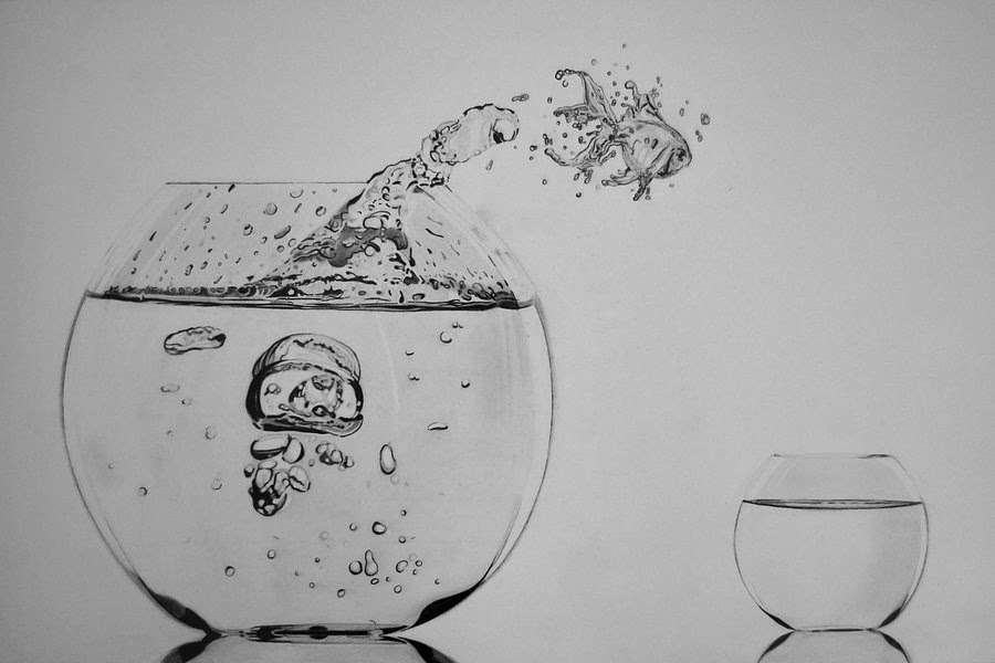 04-Fish-Paul-Shanghai-Hyper-Realistic-Water-Pencil-Drawings-www-designstack-co