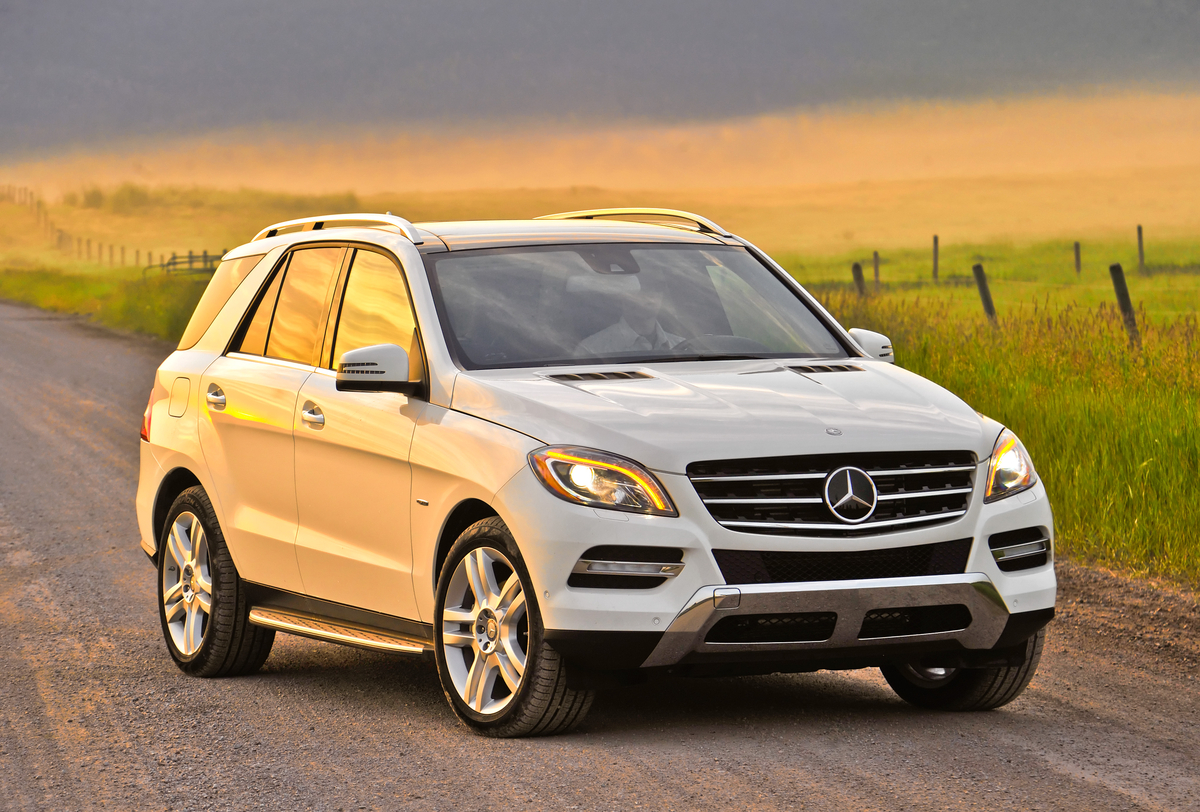 small and midsize luxury suv sales in america - november 2014 ytd