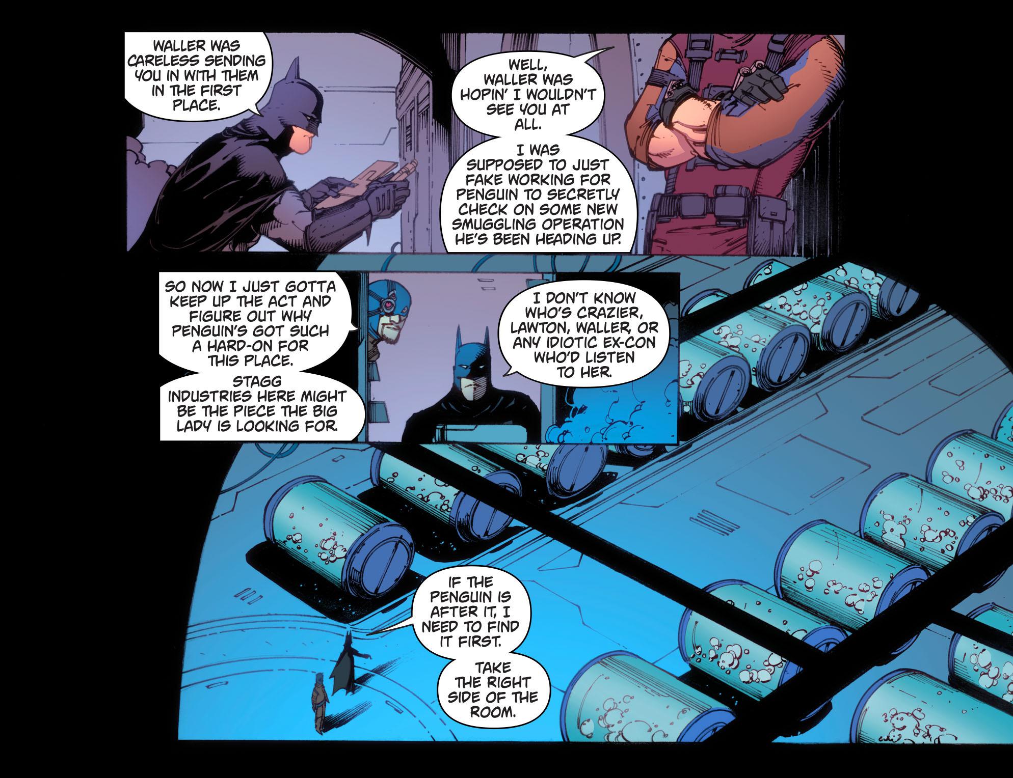 Batman: Arkham Knight [I] Issue #24 #26 - English 7