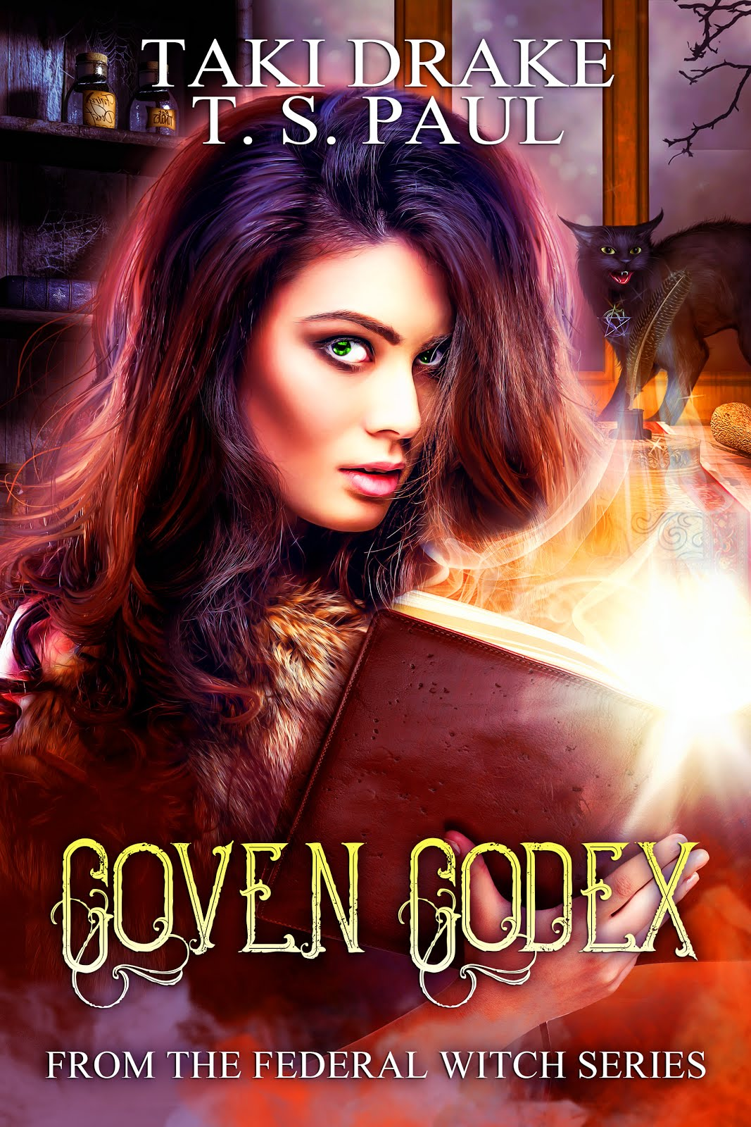 Coven Codex - Book 2 in Standard of Honor