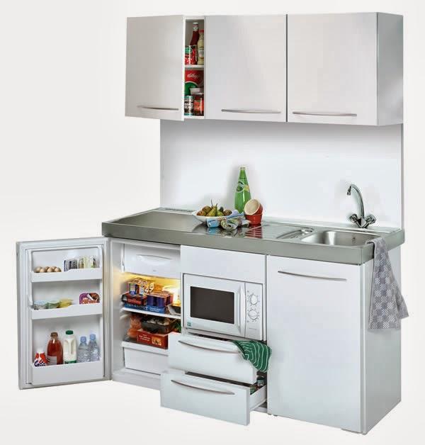 gambar dapur kecil