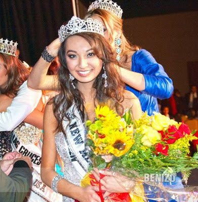 MISS TEEN USA 2012 CONTESTANT - Jacqueline Cai (New Mexico)'s Photos ...