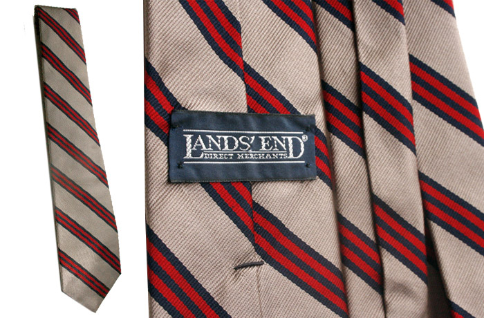 Lands End tie