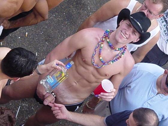 gay marty gras nude