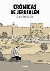 Crónicas de Jerusalén ,Guy Delisle,Astiberri  tienda de comics en México distrito federal, venta de comics en México df